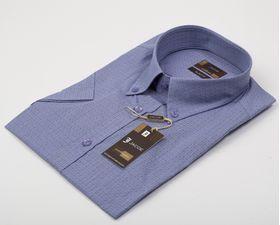 102181JМК Мужская рубашка приталенная Jacoe
