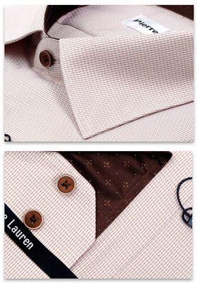 Великолепная мужская рубашка прямого покроя Classic Elegance