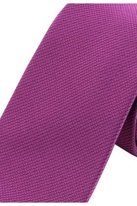 Красивый мужской галстук темно-фиолетового цвета.